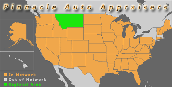 map montana pinnacle auto appraiser appraisal dimished value
